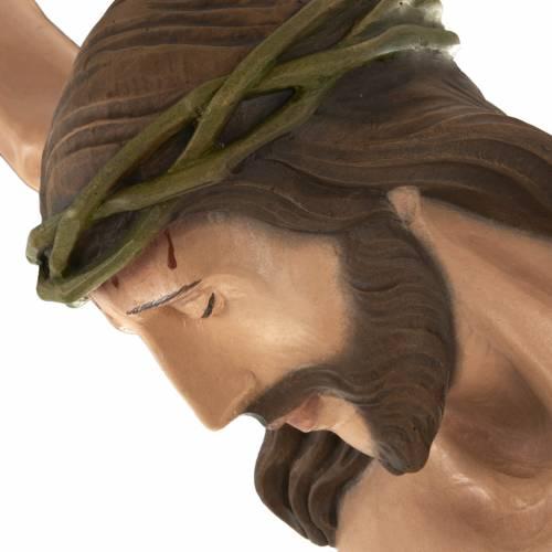 Cuerpo de Cristo  80 cm en fibra de vidrio s5
