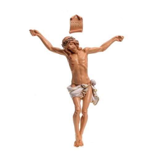 Cuerpo de Cristo pvc Fontanini cm 26 s1