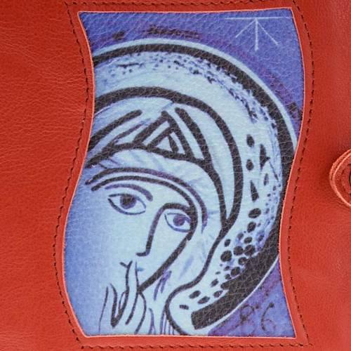 Custodia Neocatecumenale rossa Vergine Maria s2