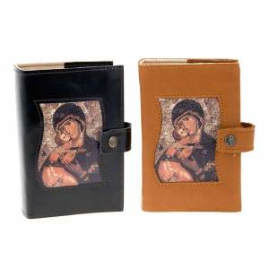 Heilige Paulus Bibel Deckel: Deckel fuer Bibel Heilig Paul Madonna