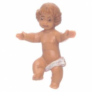 Figury do szopki: Dzieciątko Jezus 6.5 cm Fontanini