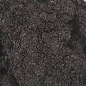 Encens Styrax noir dans vase en verre s1