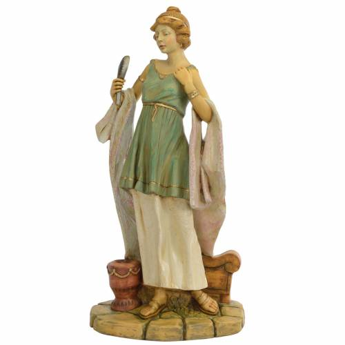Femme romaine 65 cm Fontanini résine s1