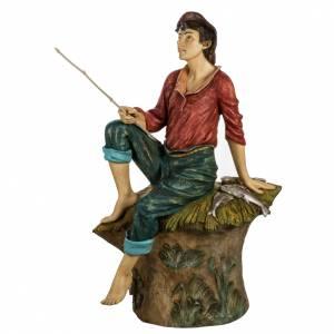 Krippenfiguren: Fischer Fontanini Krippe 125 cm