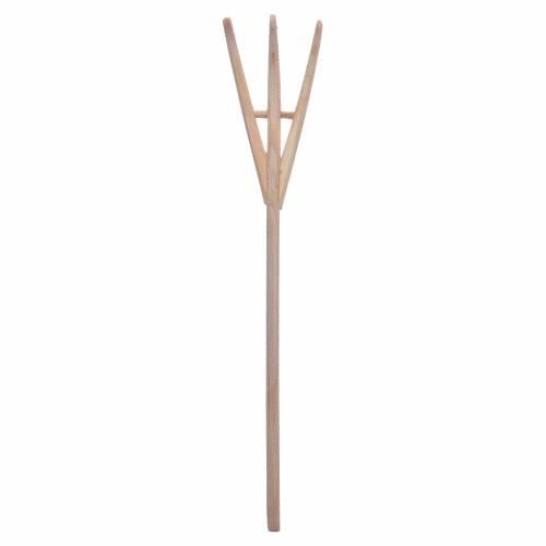 Forcone 14x3 cm legno presepe fai da te s1