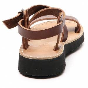 Franciscan Sandals in leather, model Nazareth s3