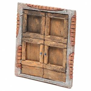 Front door for nativity 18x15cm s2