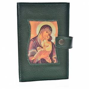 Funda lit. de las horas 4 vol. Verde Virgen Ternura s1