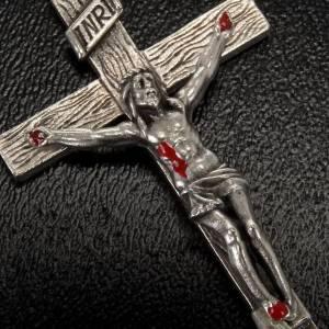 Ghirelli rosary sapphire glass Padre Pio s6