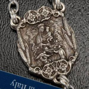 Ghirelli Collection Rosenkränze: Ghirelli Rosenkranz Pater Pio Stigmata