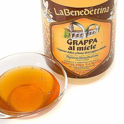 Grappa au miel 700 ml s2
