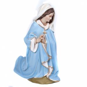 Fiberglas Statuen: Heiligenfiguren, Christi Geburt, 80 cm, Fiberglas