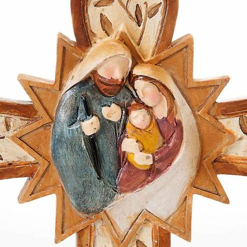 Holy Family hanging cross Legacy of Love 3