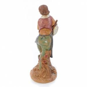 Homme avec bêche crèche Fontanini 30 cm s3