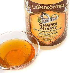 Liqueurs, Grappa and Digestifs: Honey grappa 700 ml
