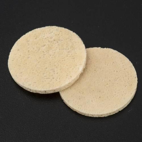 Hostia pane 3,5cm -3mm de espesor (250pz) s5