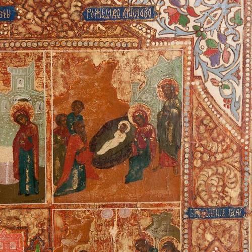 Icona antica russa