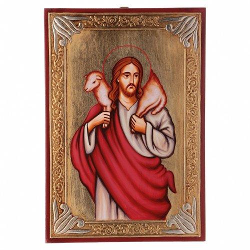 Icona di Gesù Buon Pastore s1