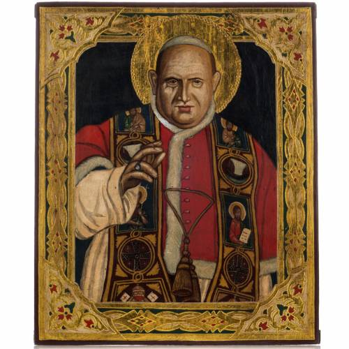 Icona russa Papa Giovanni XXIII s1