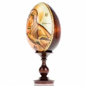 Uovo - icona Madre di Dio Vladimir s3