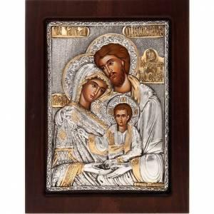 Icona Sacra Famiglia riza s1