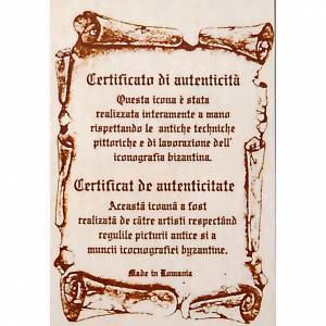 Icône  Christ Pantocrator, livre fermé s5