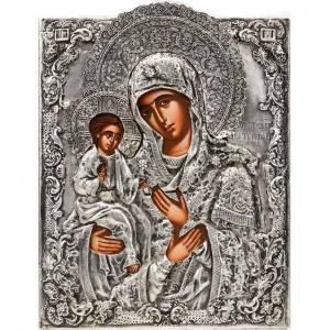 icône, mère de Dieu' des trois mains' s1