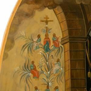 Icône saint Matteo apôtre ovale s4