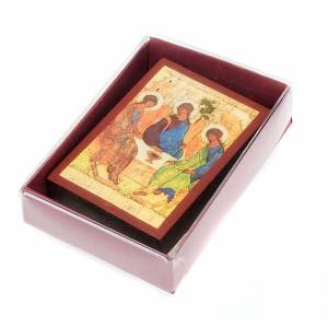 Icone stampate Gesù, Maria, Ultima cena, Trinità s5