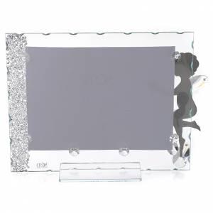 Idea Regalo Portafoto Angelo cuore 15x20 cm s2