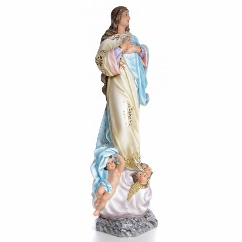 Immaculate Conception of Murillo 100cm, fine finish s4