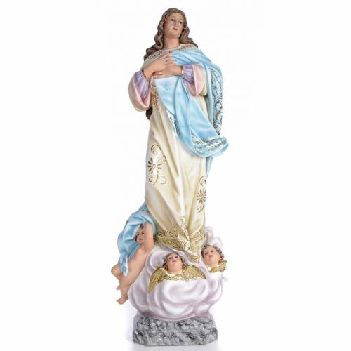 Immaculate Conception of Murillo 100cm, fine finish s1