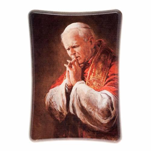 Jean Paul II en prière, pour table s1