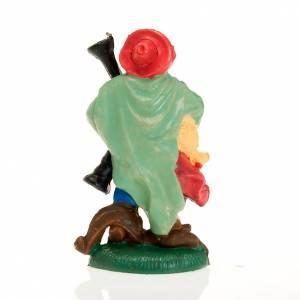 Joueur de cornemuse, 8 cm s2