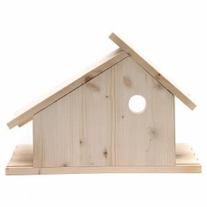 Kit capanna presepe legno componibile s4