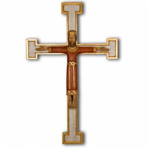 Kruzifixe aus Holz: Kristus Priester Holz