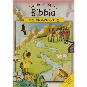 Libri per bambini e ragazzi: La Mia Mini Bibbia da comporre 3