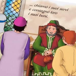 Livres pour enfants: La parabole des talents ITALIEN