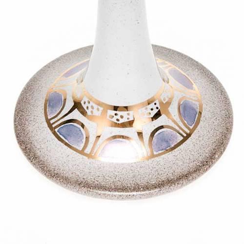 Lampada stelo ceramica s8
