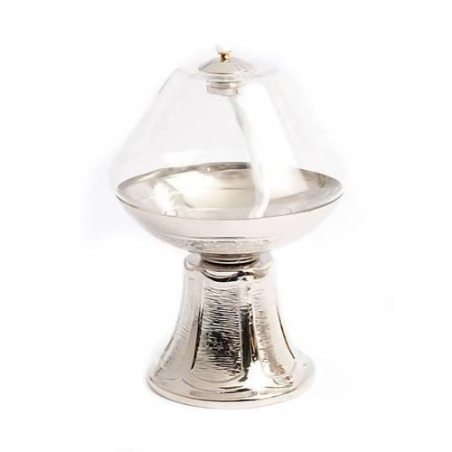 Lampada vetro base nickel s3