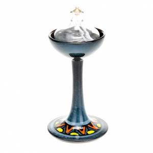 Lámparas y linternas: Lámpara pie cerámica