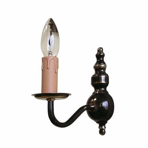 Lampe en applique avec un bras classique s1