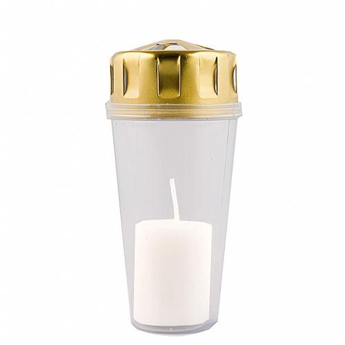 Lampe votive, lumière protégée s2