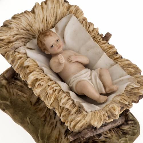 Landi Nativity set 18cm s4
