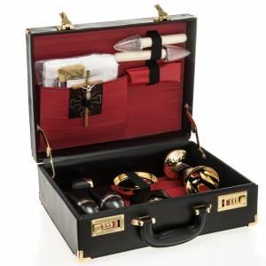 Travel Mass kits: Leather Portable Mass Kit