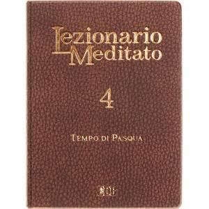 Lectionnaires et missels: Lectionnaire pour méditer, vol.4 ITA