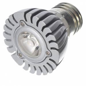 LED spot light 10 degrees 1W, cold light for nativities s1