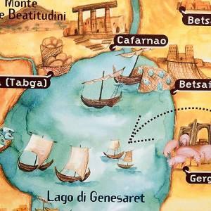 Livres pour enfants: Les 4 évangiles ITALIEN
