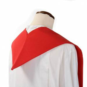 Liturgical stole with ears of wheat and grapes, coloured s7