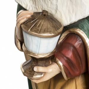 Los Tres Reyes Magos 60 cm en fibra de vidrio s10